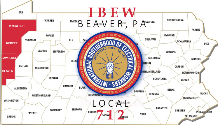 IBEW Local Union 712: Home page on